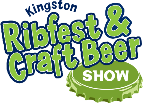 Downtown Kitchener Ribfest and Craft Beer Show Logo