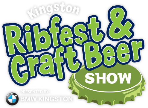 Kingstonr Ribfest & Craft Beer Show Logo